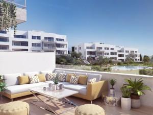 New apartment development, Torre del Mar, Malaga, DPN2628