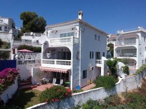 Detached villa in Nerja, Malaga, DPN2636
