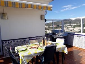 Penthouse apartment, Torrox Park, Malaga, DPN2664