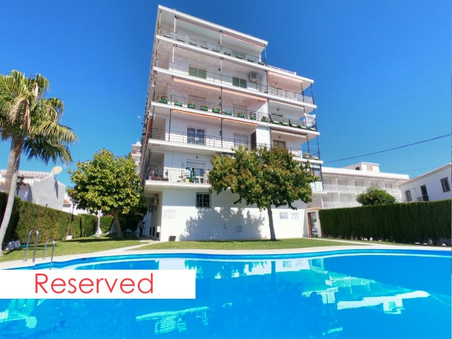 One bedroom apartment, central Nerja