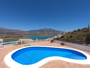 Detached villa Viñuela - DPN2691