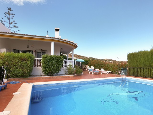 Detached Villa - Vinuela - DPN2701