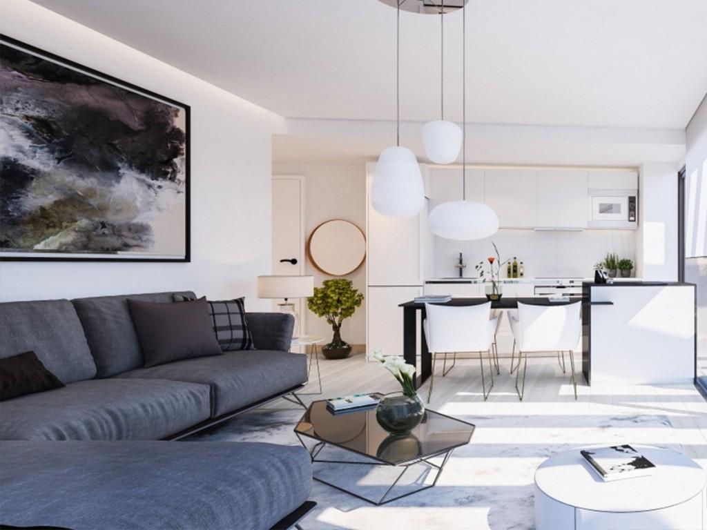 livingroomKitchen