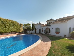 Stunning Detached Villa in Torrox - DPN2716