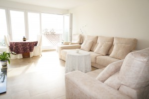 Modernised and extended townhouse with stunning sea views in the popular Punta Lara Urbanisation to the west of Nerja.