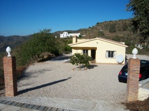 Country Home for sale in Comares, Málaga