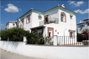 720227666 - Villa for sale in Viñuela, Málaga, Spain