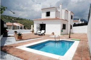 Lovely spacious villa