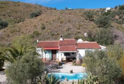 781828 - Country Home For sale in Canillas de Aceituno, Málaga, Spain