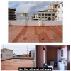 third fllor, office and roof terrace