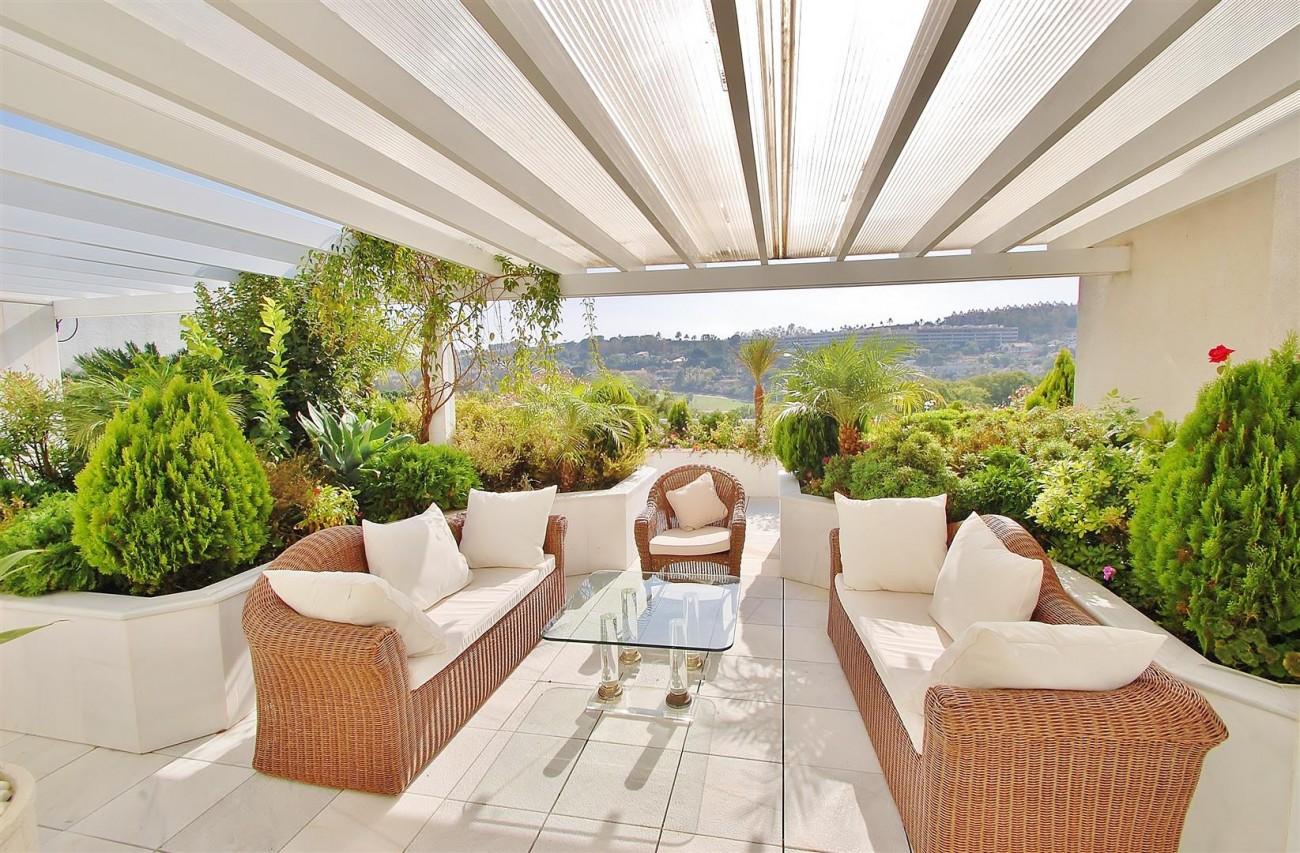 Frontline Golf Penthouse Nueva Andalucia Marbella (16) (Large)