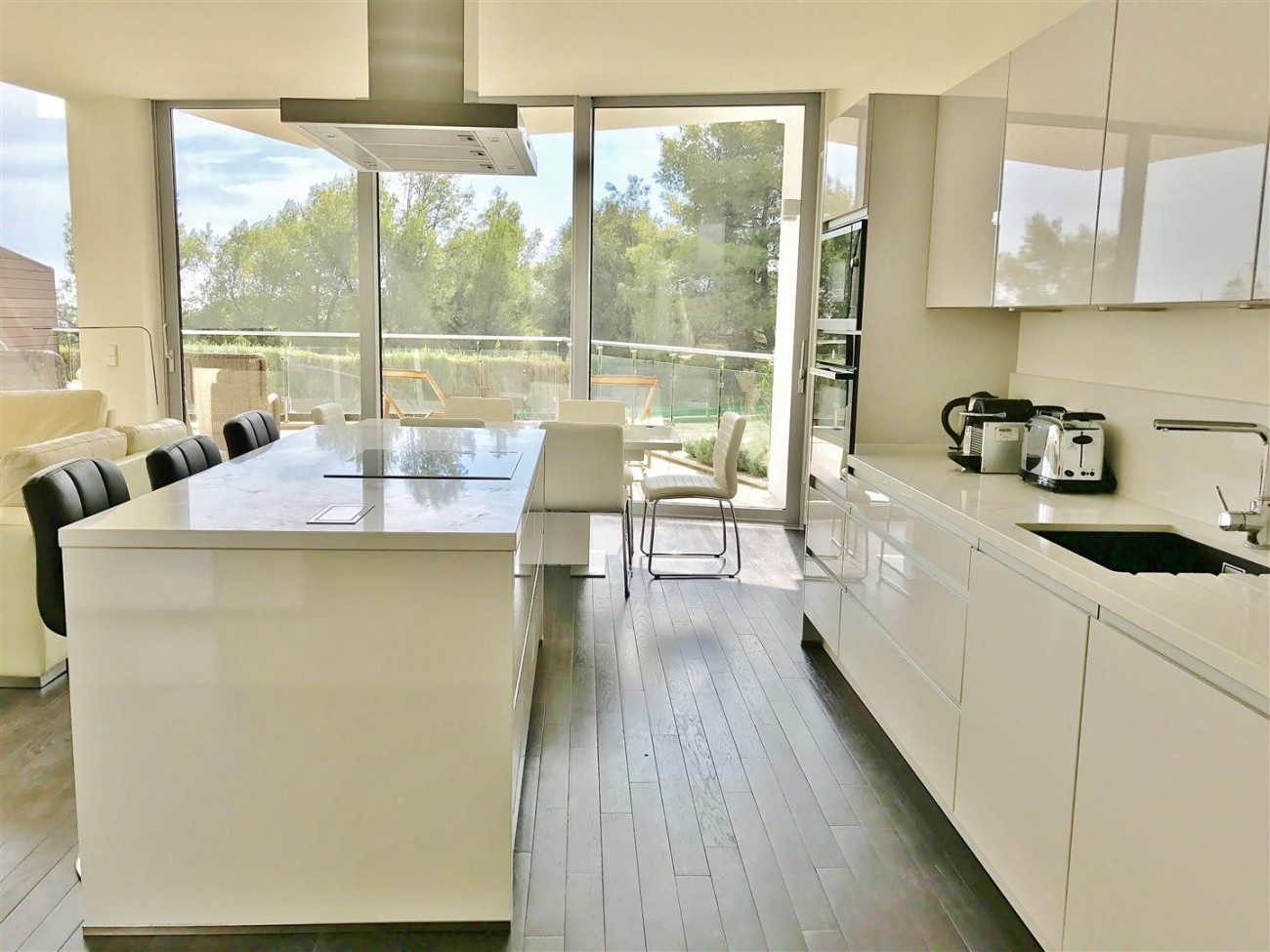 Luxury Contemporary Townhouse for sale Marbella Golden Mile Spain (6) (Large)