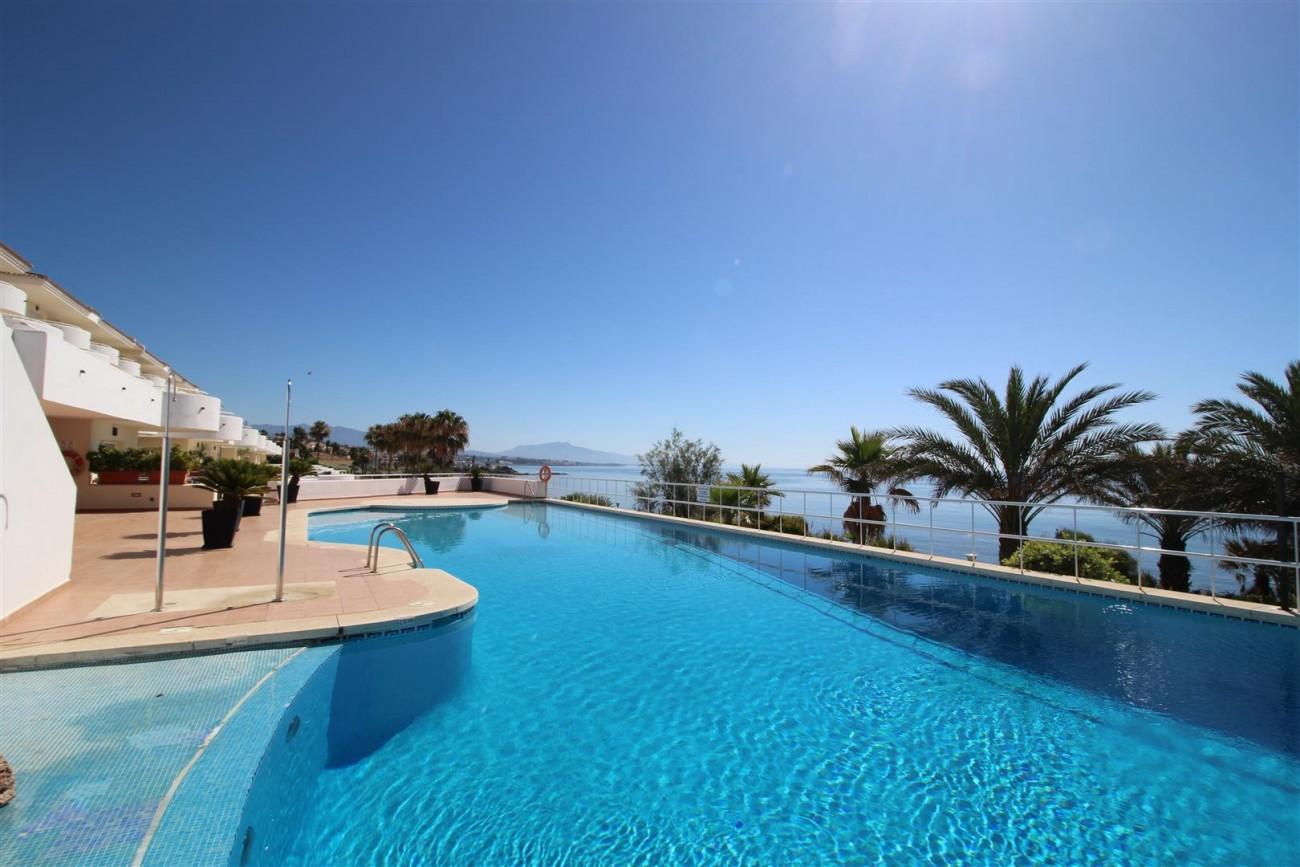 Beachfront Penthouse for sale Estepona Spain  (1)