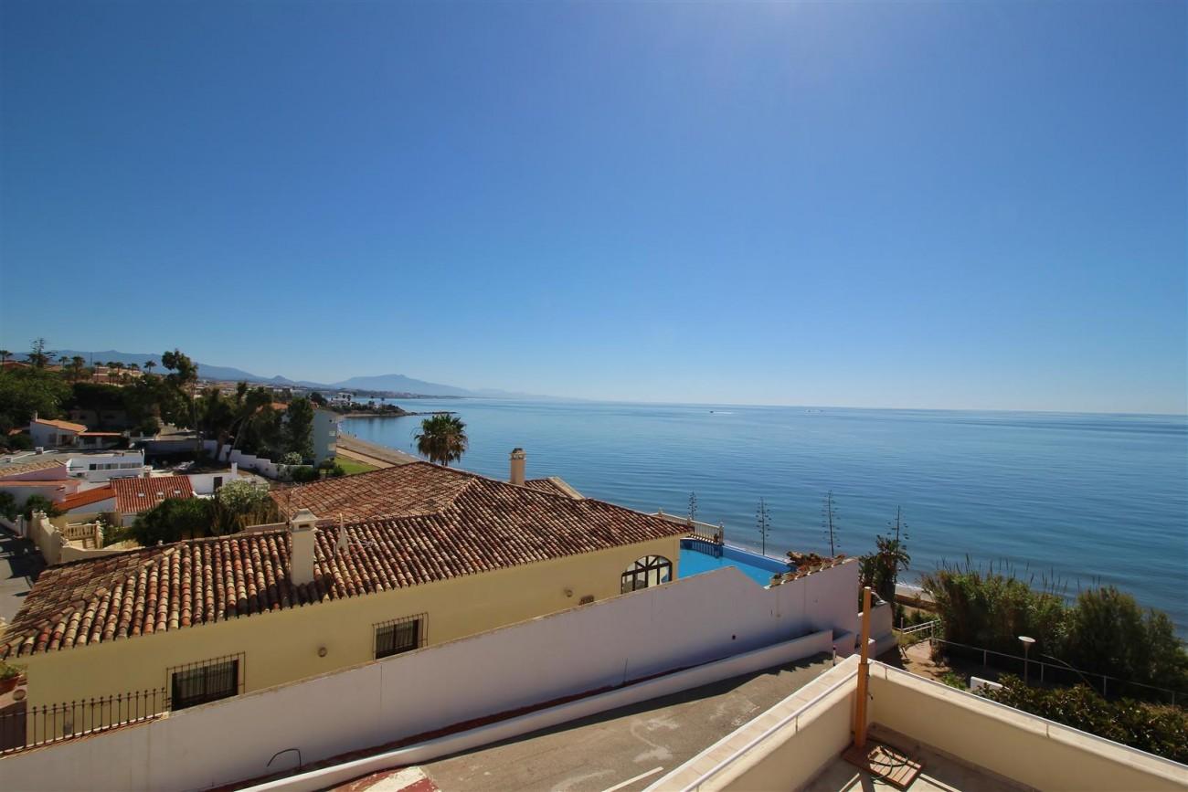 Beachfront Penthouse for sale Estepona Spain  (6)