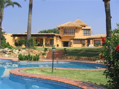 337397 - Villa For sale in Las Chapas, Marbella, Málaga, Spain