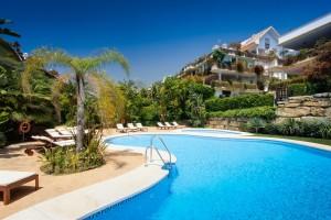 Penthouse Duplex for sale in Golden Mile, Marbella, Málaga, Spain