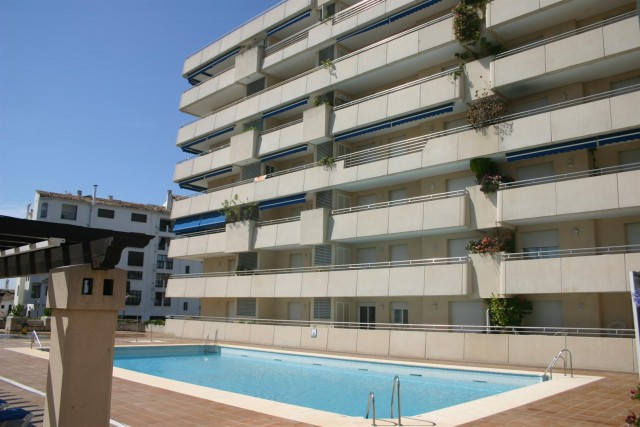 Apartment for Rent - 700€/week - Puerto Banús, Costa del Sol - Ref: 3365
