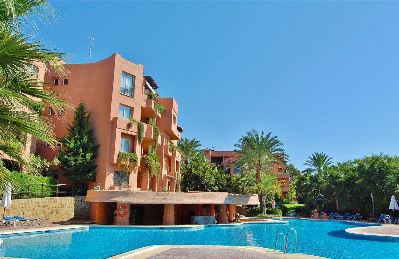 Apartment for sale Golden Mile Marbella Spain