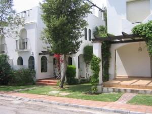 Townhouse for rent in Nueva Andalucía, Marbella, Málaga