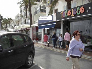 553308 - Торговое помещение на продажу в Puerto Banús, Marbella, Málaga, Испания