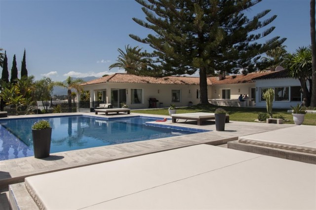 Villa for Rent - 12.000€/month - Elviria, Costa del Sol - Ref: 4474