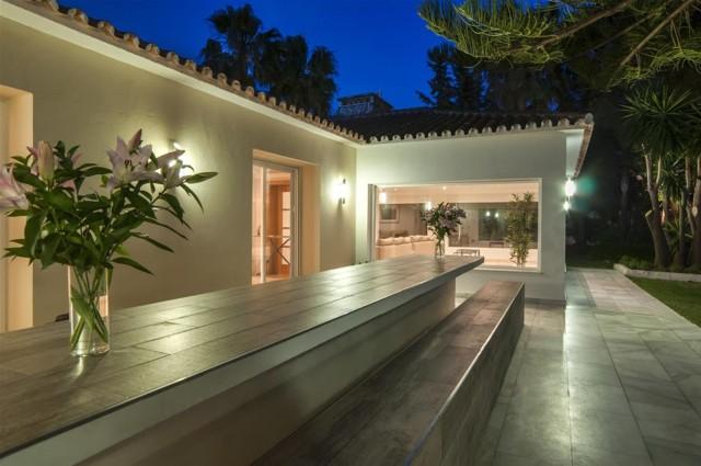 Villa for Rent - 12.000€/month - Elviria, Costa del Sol - Ref: 4474