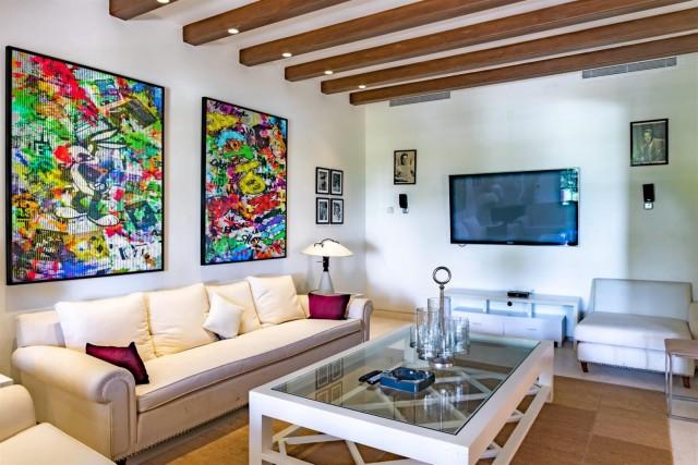 Beachfront Villa for sale Marbella Spain (6) (Large)