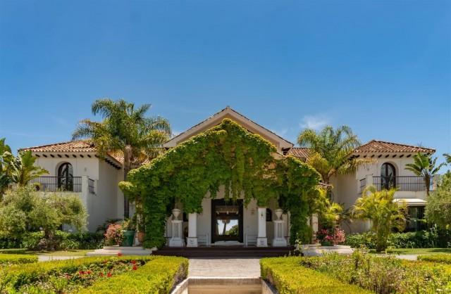 Beachfront Villa for sale Marbella Spain (9) (Large)