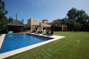Villa for sale in Guadalmina Baja, Marbella, Málaga, Spain