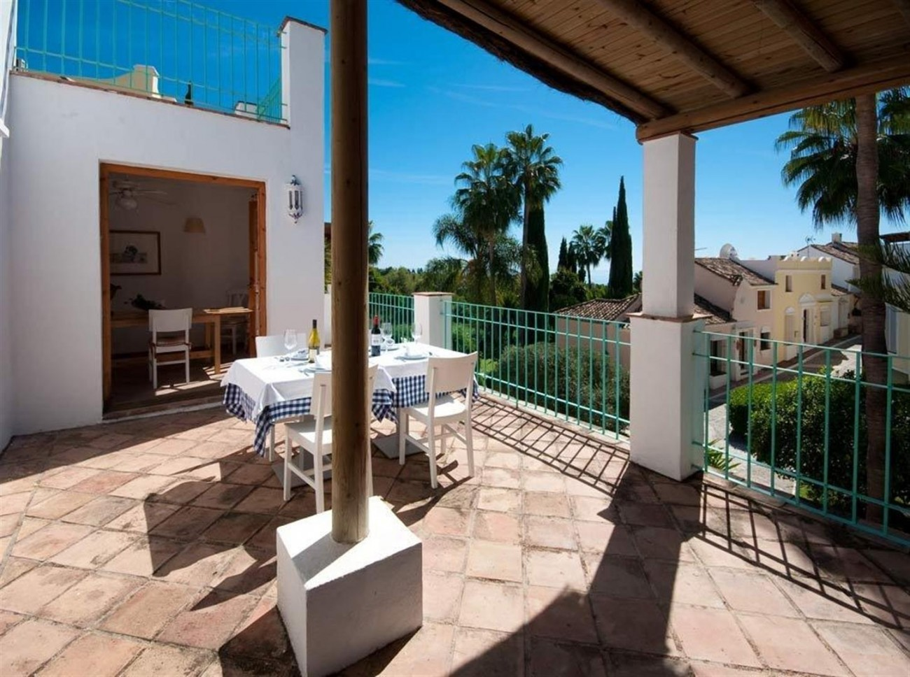 Townhouse for sale Marbella Golden Mile Spain (2) (Large)