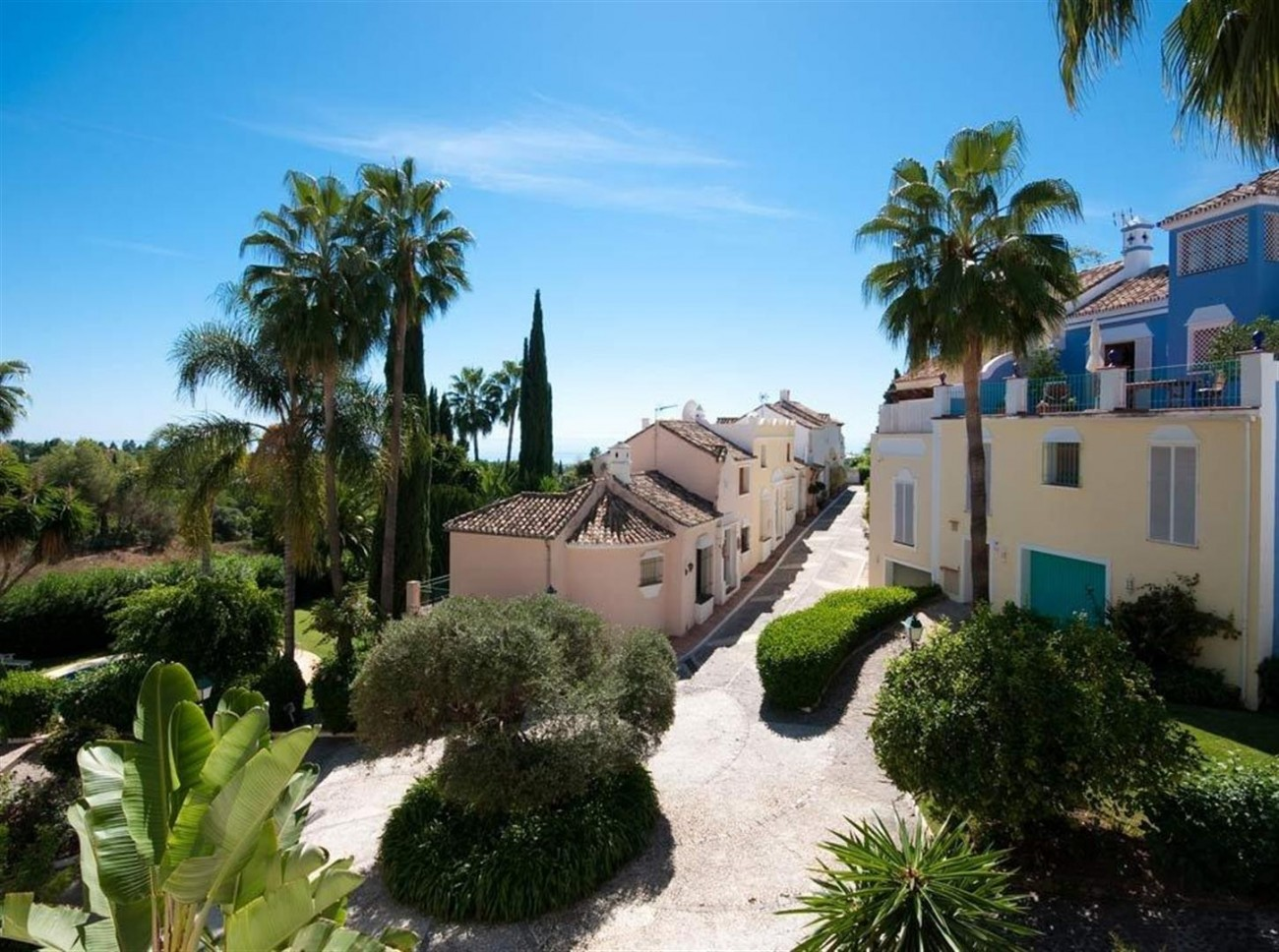 Townhouse for sale Marbella Golden Mile Spain (16) (Large)