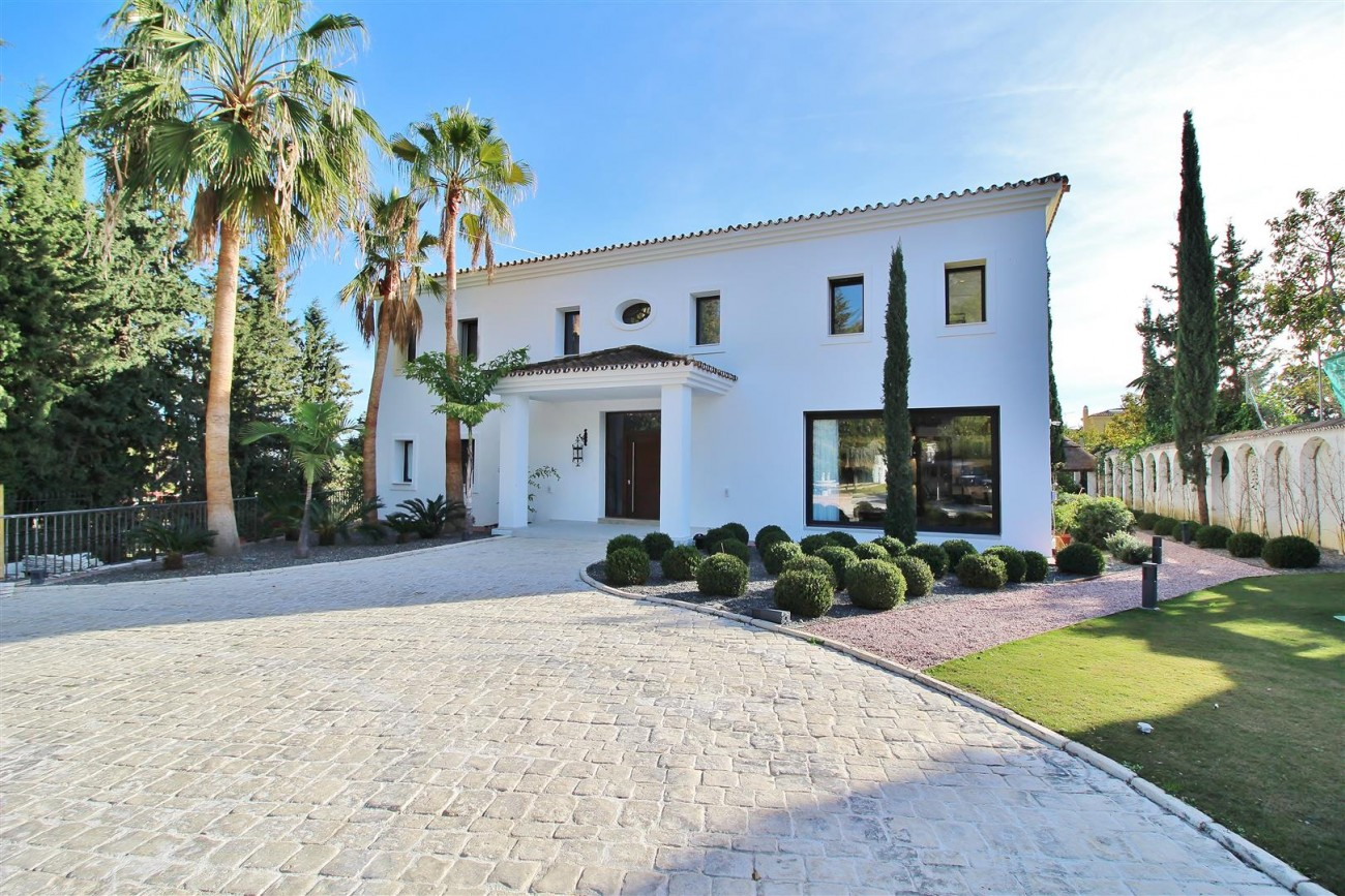 Palace for sale in Marbella Golden Mile Spain (28) (Large)