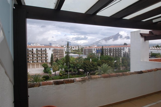 Penthouse for Rent - 800€/week - Puerto Banús, Costa del Sol - Ref: 4764