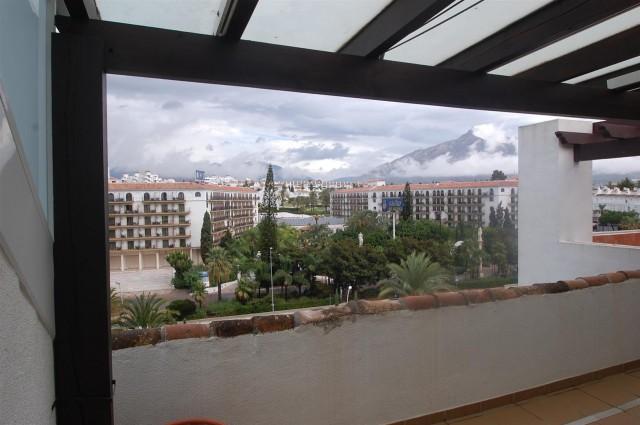 Penthouse for Rent - 800€/week - Puerto Banús, Costa del Sol - Ref: 4764