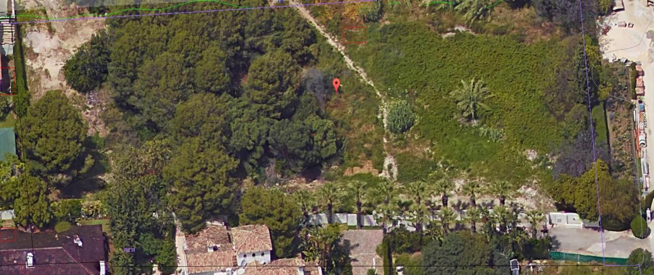 Plot for sale Marbella Golden Mile