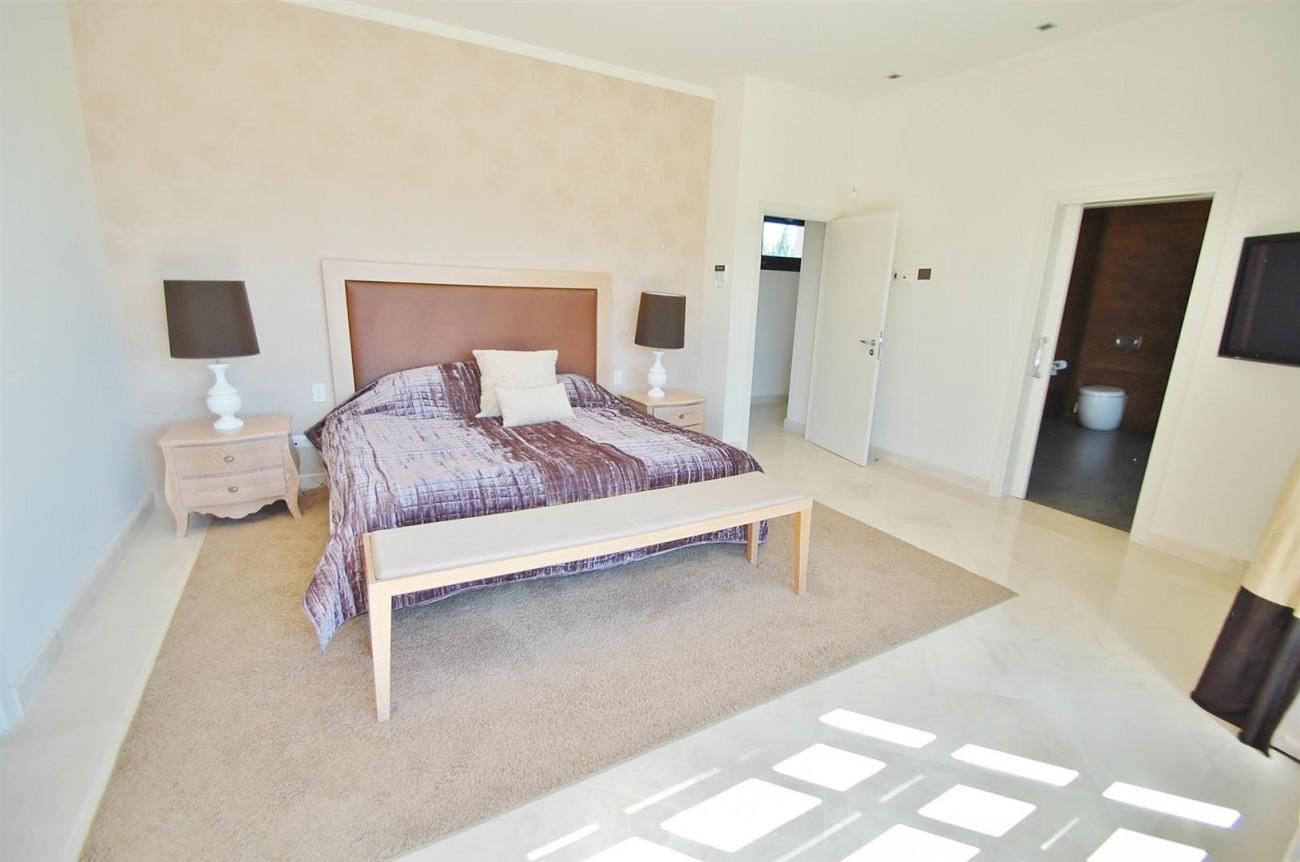 Luxury Frontline Golf Villa For Sale Benahavis Spain (7)
