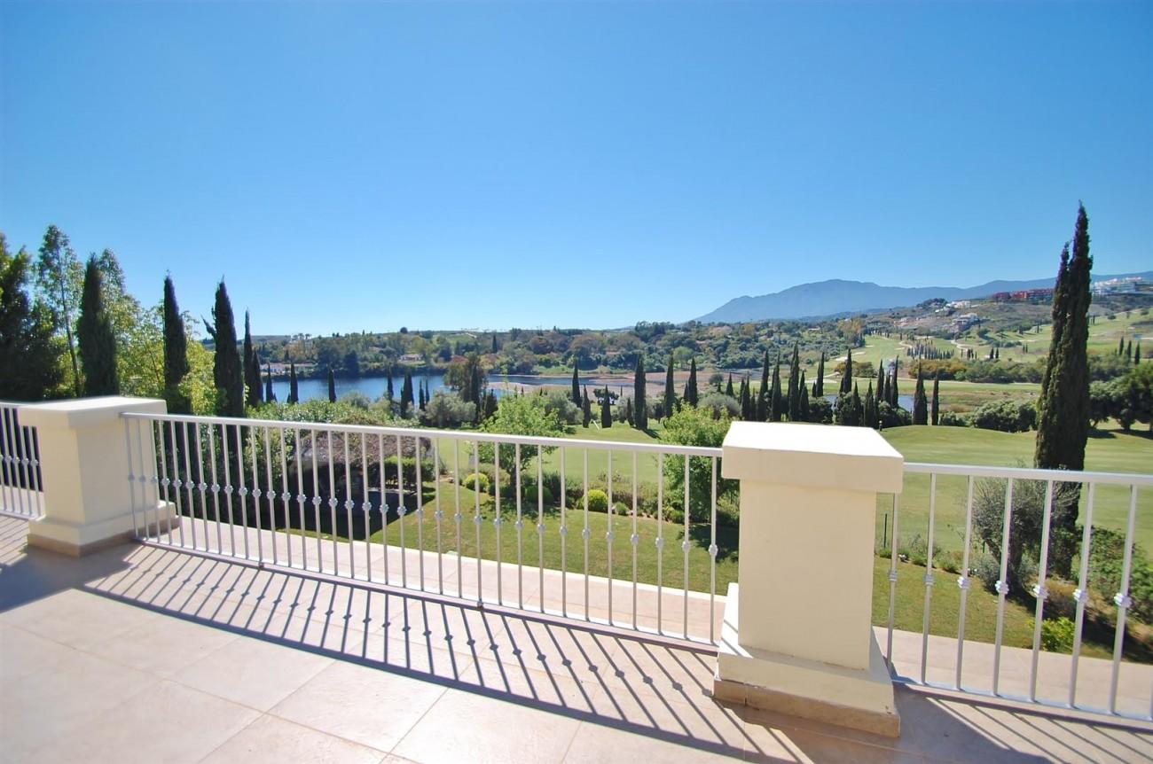 Luxury Frontline Golf Villa For Sale Benahavis Spain (9)