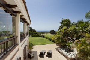 V5126 Villa with Sea Views East Marbella (2)