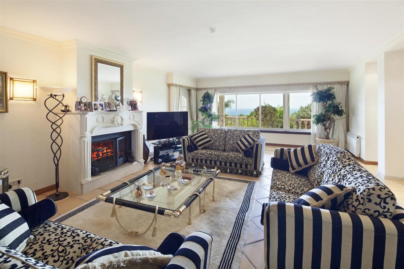 V5126 Villa with Sea Views East Marbella (9)