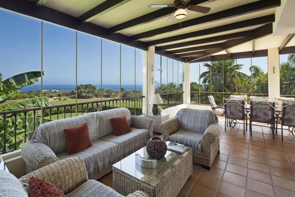 V5126 Villa with Sea Views East Marbella (11)