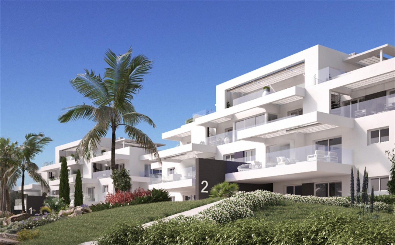 New Development Modern Style Apartments West Marbella Spain (2) (Large)