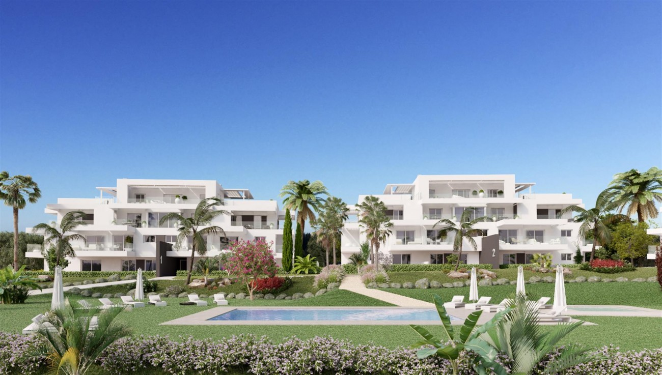 New Development Modern Style Apartments West Marbella Spain (3) (Large)