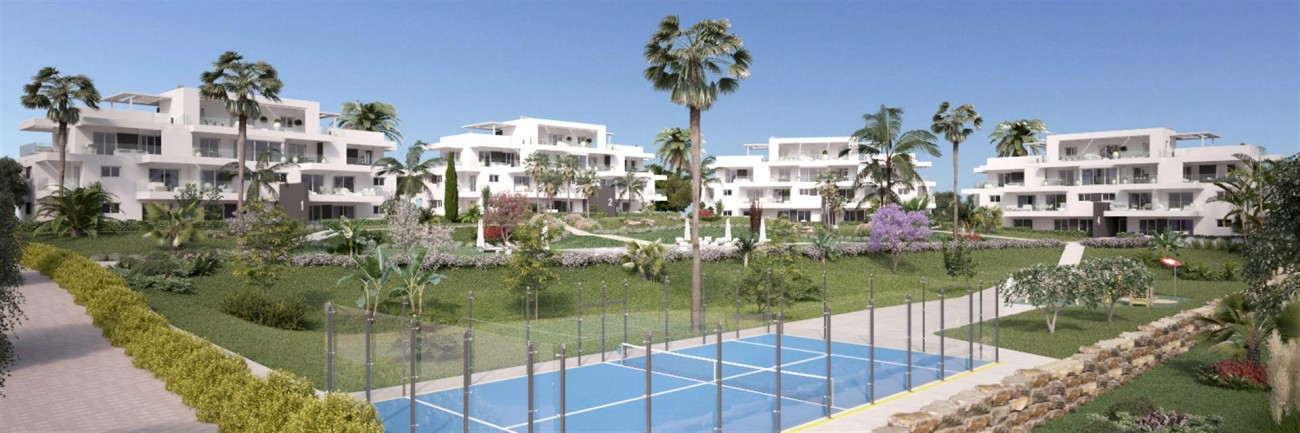 New Development Modern Style Apartments West Marbella Spain (4) (Large)