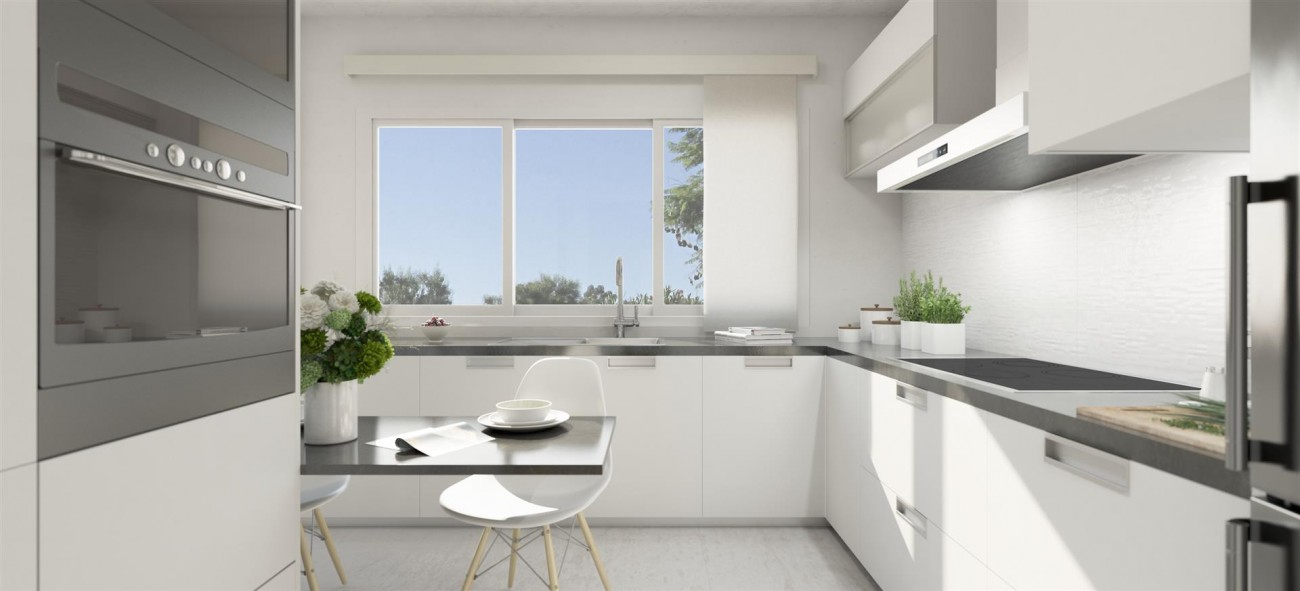 New Development Modern Style Apartments West Marbella Spain (5) (Large)