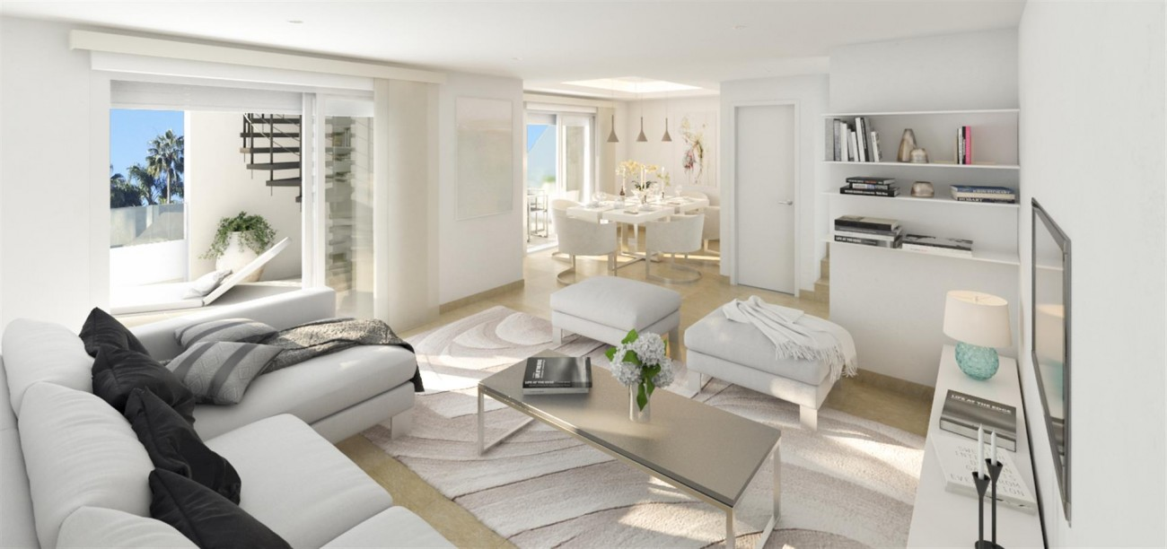 New Development Modern Style Apartments West Marbella Spain (8) (Large)