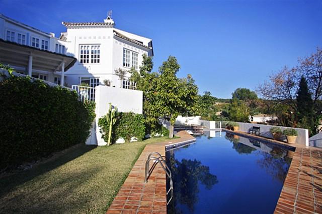 Villa for Sale - 1.495.000€ - Golden Mile, Costa del Sol - Ref: 5250