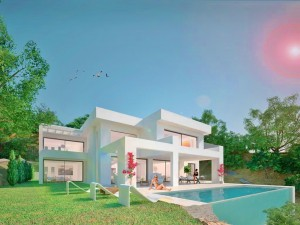 698697 - New Development For sale in La Mairena, Marbella, Málaga, Spain