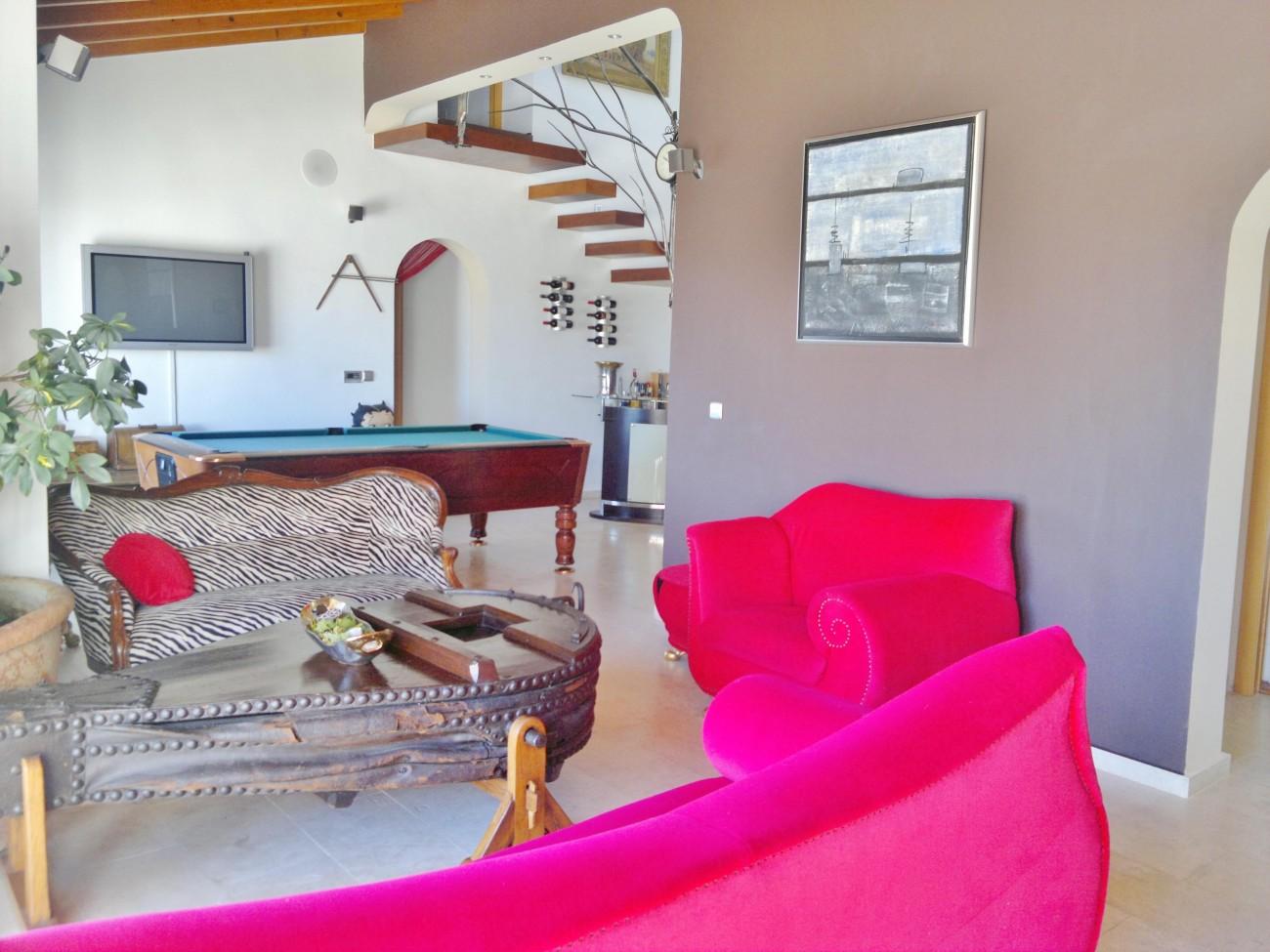 V5327 Luxury villa Mijas 2