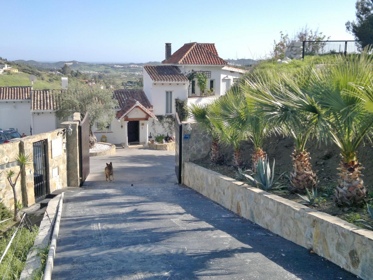 V5327 Luxury villa Mijas 13
