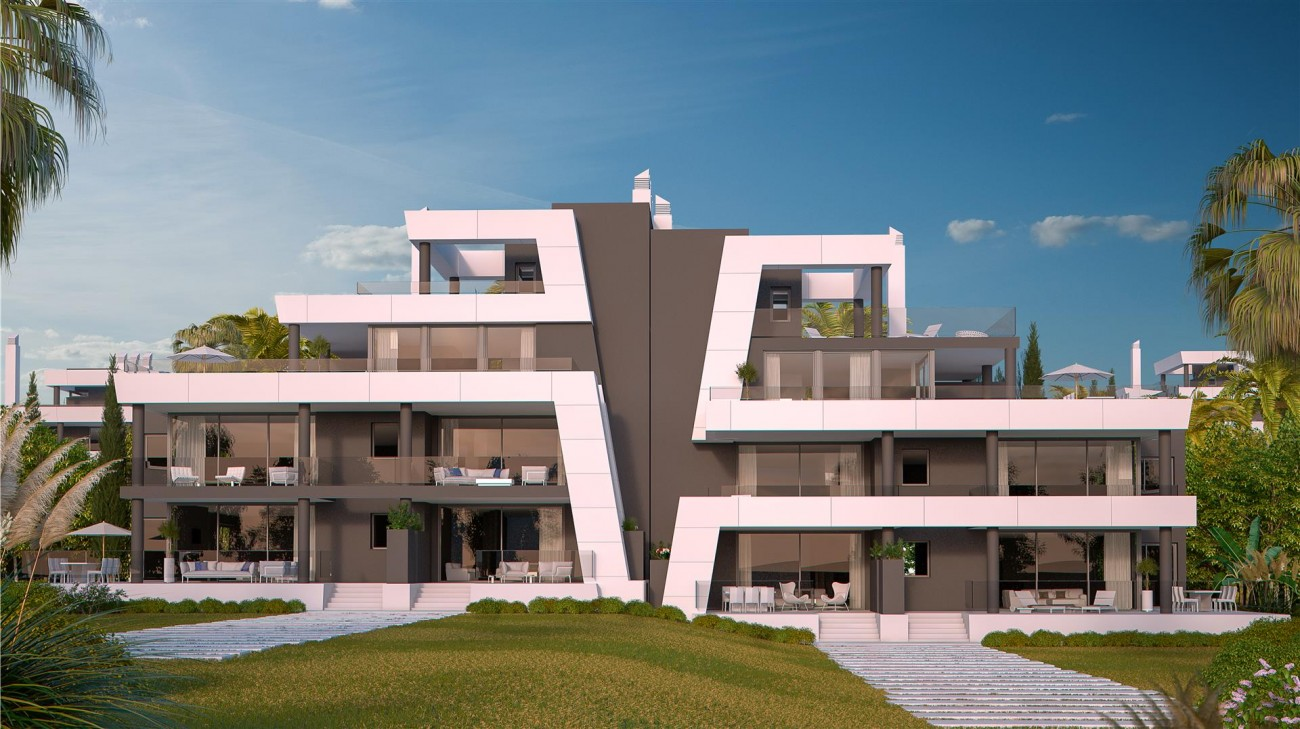 Modern Style Apartments for Sale East Marbella Spain (1) (Large)